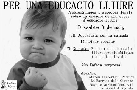EDUCACIÓ LLIURE
